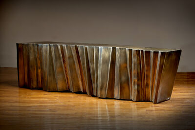Gregory Nangle, 'Cleaving Bench', 2014