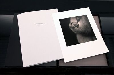 Hiroshi Watanabe, 'Suo Sarumawashi – Deluxe Edition w/ Silver Gelatin Print', 2009