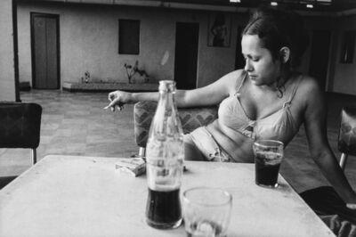 Danny Lyon, 'Mary, Santa Marta', 1981