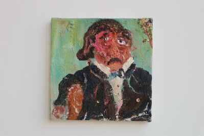 Peter Burns, 'Eugene Delacroix', 2018