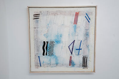 József Bartl, 'Wavy line ', 1999