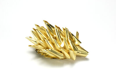 David Bielander, 'Hedghog brooch', 2008