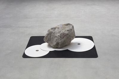 Gabriel Kuri, 'adjustable point made', 2017