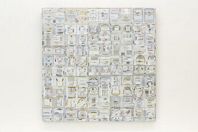 Flavio Favelli, 'White Crystal', 2018