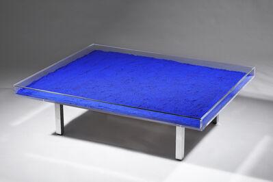 Yves Klein, 'Table Blue', 1928-1962