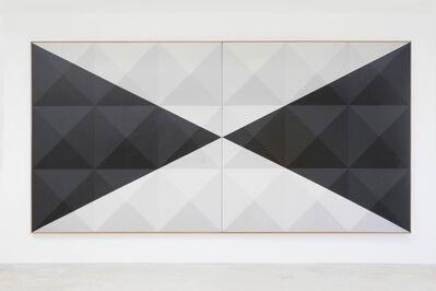 Tiago Tebet, 'Corredor X; 4:20', 2011