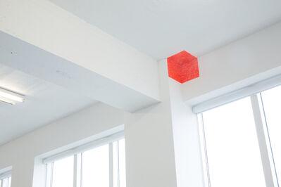 Ragna Robertsdottir, 'Red Corner', 2018