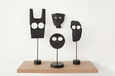 Peter Liversidge, 'Untitled (Mask Group)', 2014