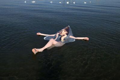 Trisha Holt, 'Jock Sturges + Laurel Nakadate (The Swans)', 2012