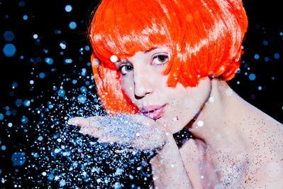 Tyler Shields, 'Dianna Argon Glitter', 2011
