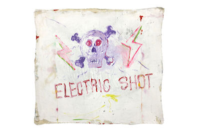 Richard Mason, 'ELECTRIC SHOT ', 2019