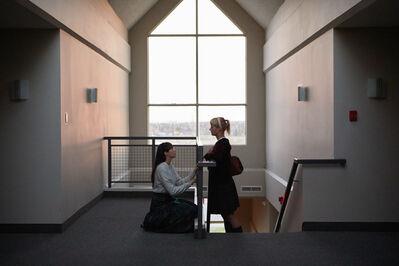 Elsa & Johanna, 'First Floor, Beyond the shadows', 2018