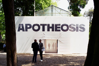 Jiří David, 'Apotheosis', 2015