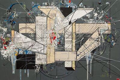 Étienne Gélinas, 'Composition 565', 2020