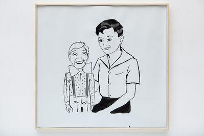 Marcelo Amorim, 'Ventriloquia 2 [Ventriloquy 2]'