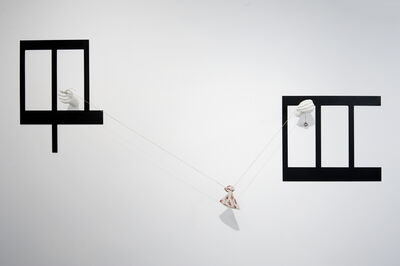 Jhafis Quintero, 'Prótesis (Telégrafo)'