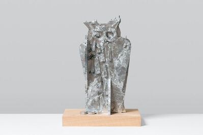 Thomas Houseago, 'Moonage Owl ', 2018