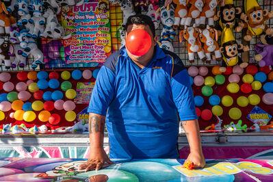 Eric Davidove, 'Red Balloon', 2019