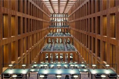 Reinhard Gorner, 'Jacob-and-Wilhelm-Grimm Library, Humboldt University, Berlin', 2010