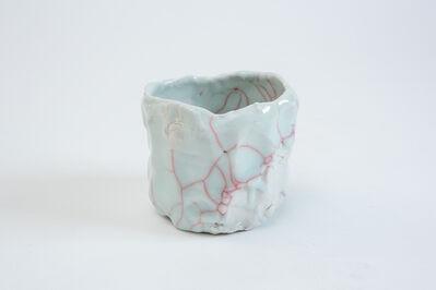Kodai Ujiie, 'Celadon and Lacquer Tea Bowl', 2020