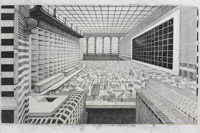 Robbie Cornelissen, 'The Waiting Room (Europe)', 2015