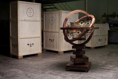 Naihan Li, 'Armillary Whiskey Bar', 2013