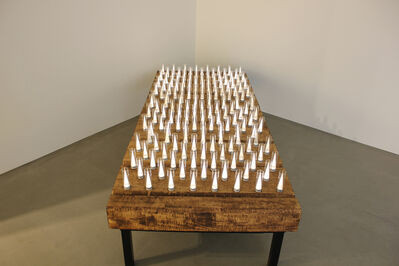 Bruce Munro, 'Restless Fakir', 2015