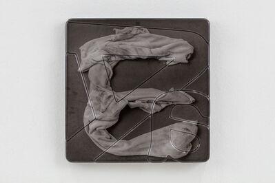 Thomas Locher, 'Lumpenalphabet (E)', 2019