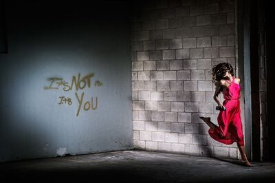David Drebin, 'It's Not Me, It's You', 2014