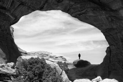 Johnnie Chatman, 'Self Portrait, Arches', 2017