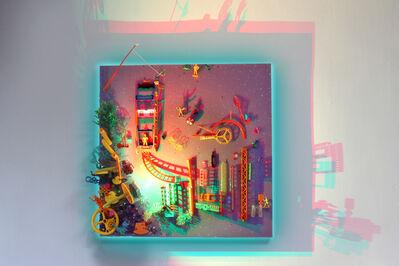 Ka Yee, Angela Yuen, 'Parallel Universe - Rickshaw on Tram Tracks ', 2019