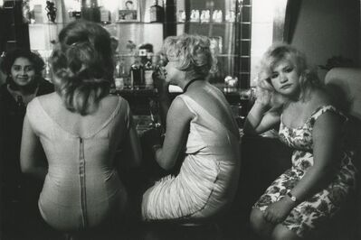 Sergio Larrain, 'Bar Los Siete Espejos (Bar of Seven Mirrors), Valparaiso, Chili, 1963', 1963