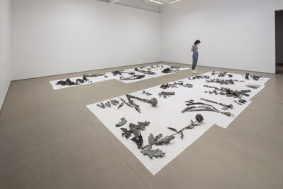 Abbas Akhavan, 'Study for a Monument (2013–15) ', 2013-2015