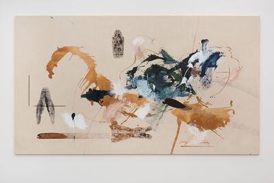 Elizabeth Neel, 'Vulture and Chicks', 2016