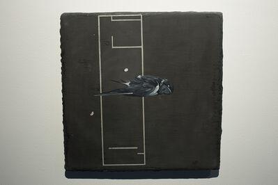Simon Bilodeau, 'Tableau #6 (De l'avant comme avant)', 2016
