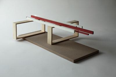 Zsolt Asztalos, 'Memory Models 43.', 2020