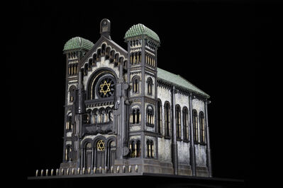 Al Farrow, 'Synagogue V (After the Great Synagogue of Brussels)', 2012