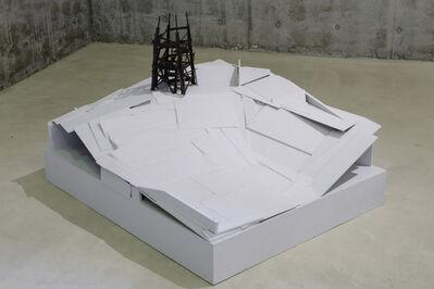 Tadashi Kawamata, 'Coal Mine Tagawa ', 1996