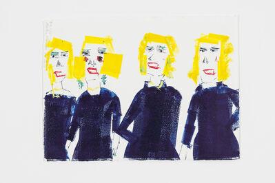 Martin Maloney, 'Bias Cut', 2012