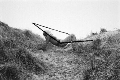 VALIE EXPORT, 'Trapez, 1974', 1974