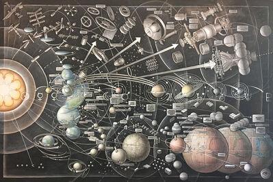 Casey Cripe, 'Space Station / Space Colony (v.1.1) ', 2018