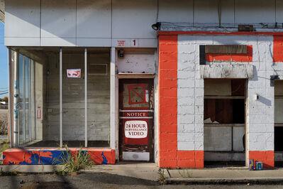 "David Kutz, 'Retro #8390; Newark, NJ USA; November 2014; 40°46'16"" N 74°7'39"" W'"