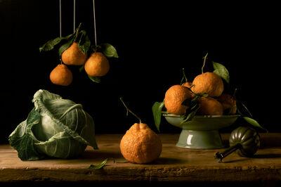 Paulette Tavormina, 'Oranges, after F.d.Z.', 2009
