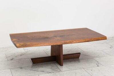 George Nakashima, 'Minguren I Low Table', 1988