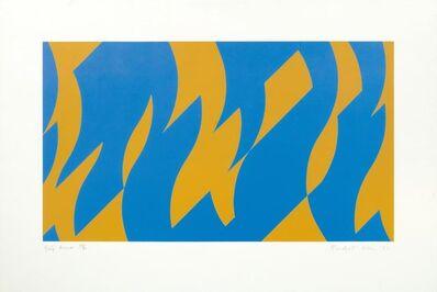 Bridget Riley, 'Going Across', 2001