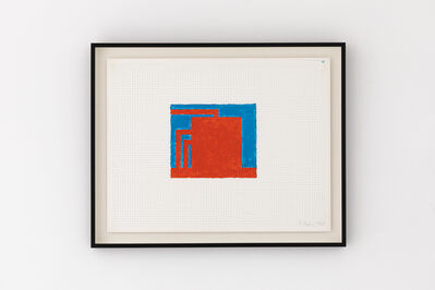 Peter Halley, 'Untitled', 1989