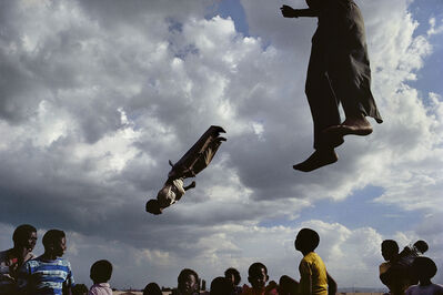James Nachtwey, 'Soweto, South Africa 1992', 1992