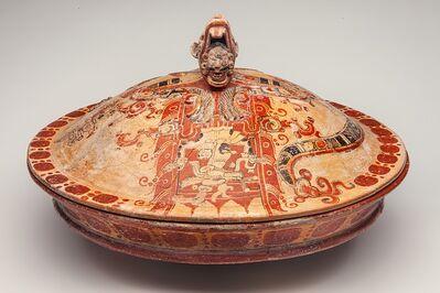 'Écuelle de Becán (Bowl of Becán)', 250-600 CE
