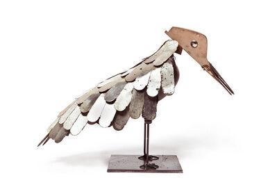 Miquel Aparici, 'Pájaro plateado', 2015