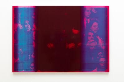 Emmanuel Van der Auwera, 'Red V', 2019